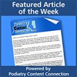 Recent Texas Podiatry Blog Posts